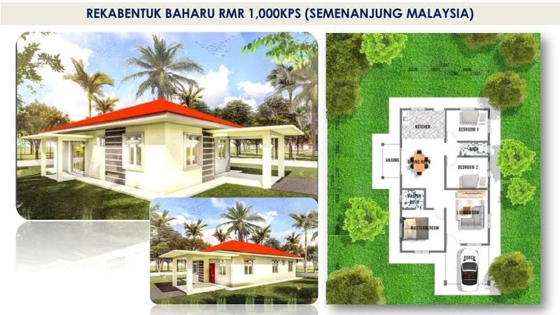 RMR semenanjung malaysia
