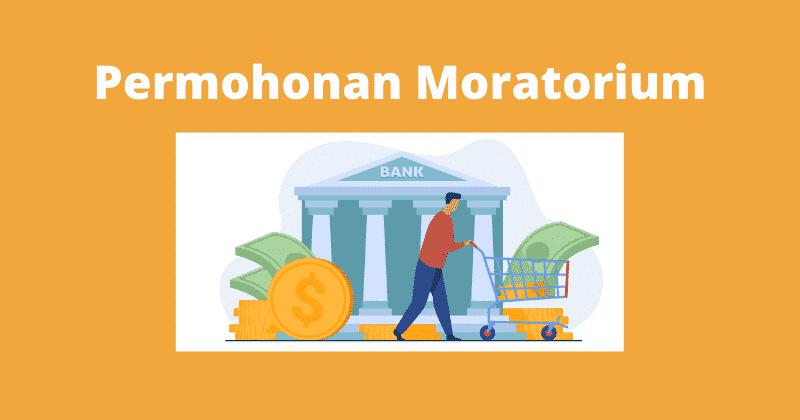 permohonan moratorium